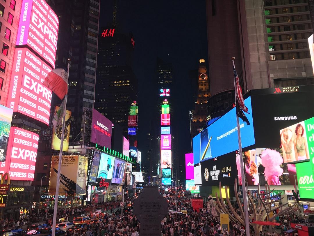 New York Times Square Andana Dos 1 baixa